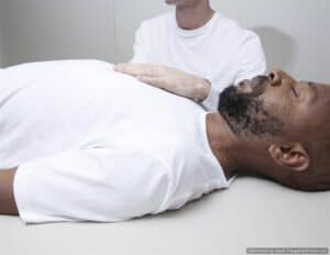 craniosacral therapy adult